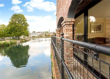 Thumbnail 4 bedroom terraced house for sale in Canal Wharf, Chichester, West Sussex