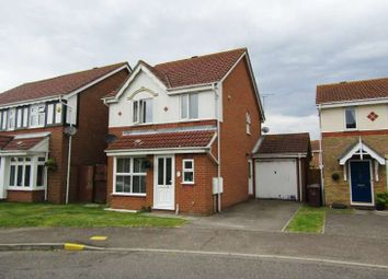 Thumbnail 3 bed detached house for sale in Cole Ave, Chadwell St Mary