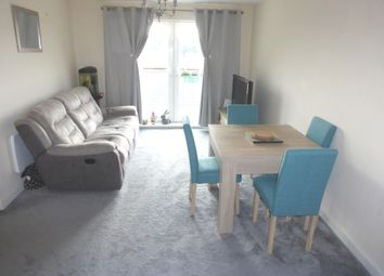 Thumbnail 2 bed flat for sale in Admiral Drive, Stevenage