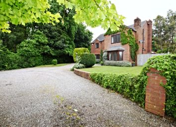 Thumbnail 4 bed detached house for sale in Audlem Road, Woore