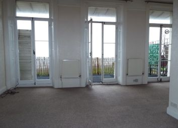 Thumbnail 1 bedroom flat to rent in Royal Crescent, St. Augustines Road, Ramsgate