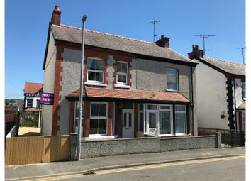 Thumbnail 3 bed semi-detached house for sale in Queens Road, Llandudno Junction