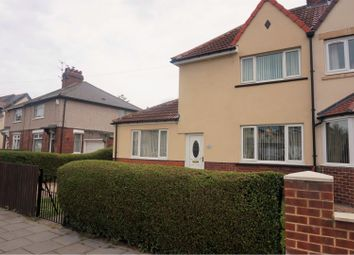 Thumbnail 3 bedroom semi-detached house for sale in Briarwood Crescent, Newcastle Upon Tyne