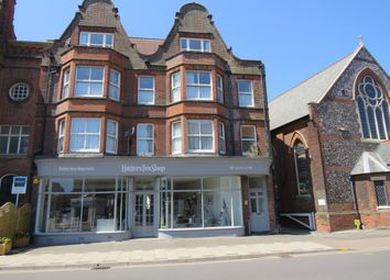 Thumbnail 2 bedroom flat for sale in Prince Of Wales Road, Cromer