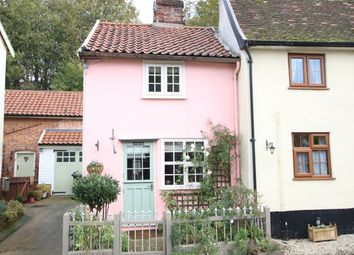 Thumbnail 1 bed cottage for sale in School Road, Coddenham, Ipswich, Suffolk