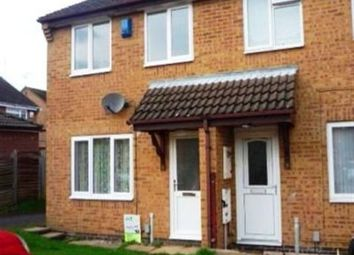 Thumbnail 3 bed semi-detached house to rent in Swinburne Close, Kettering