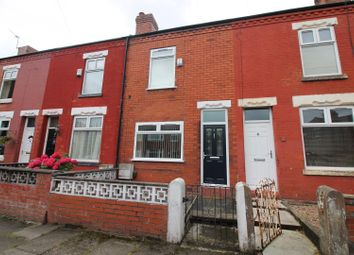 Thumbnail 2 bed terraced house for sale in Clarendon Road, Urmston, Manchester