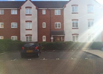Thumbnail 2 bed flat for sale in Wedgbury Close, Wednesbury, West Midlands