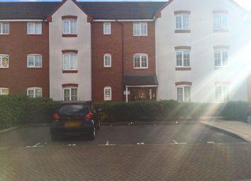Thumbnail 2 bedroom flat for sale in Wedgbury Close, Wednesbury, West Midlands