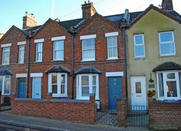 Thumbnail 2 bed terraced house to rent in Nightingale Road, Hitchin