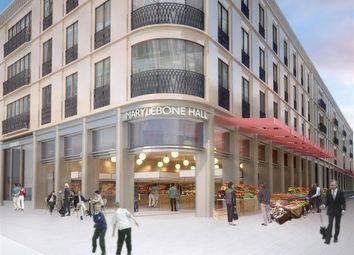 Marylebone Square, Moxon Street, Marylebone W1U. 3 bed flat for sale