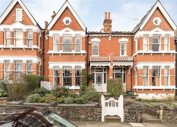 Thumbnail 5 bedroom terraced house for sale in Curzon Road, Muswell Hill, London