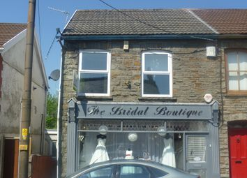 Thumbnail 2 bed duplex to rent in Mill Street, Tonyrefail, Porth