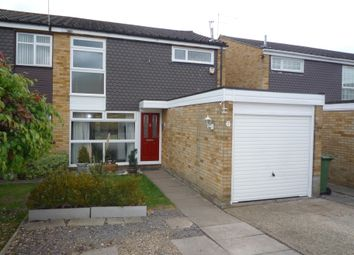 Thumbnail 3 bedroom semi-detached house to rent in Caldecot Way, Broxbourne
