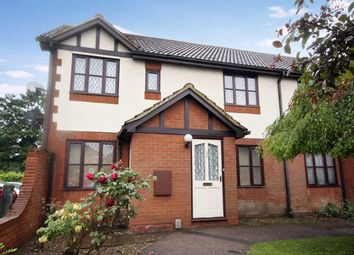 Thumbnail 2 bedroom maisonette for sale in Chesterfield Drive, Ipswich
