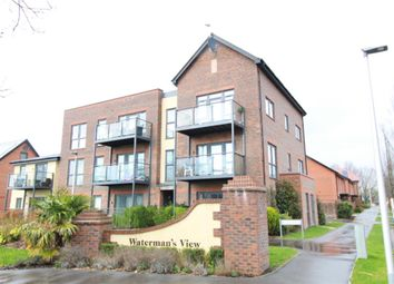 Thumbnail 2 bed flat for sale in Oak Drive, Arborfield Green, Reading