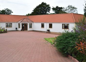 Thumbnail 4 bed detached bungalow for sale in Dove Cottage, Ormiston Hall, Ormiston