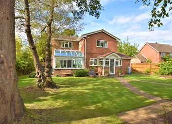 4 bed detached house for sale in Mytchett Lake Road, Mytchett, Camberley GU16