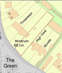 Thumbnail Land for sale in The Green, Standlake, Witney