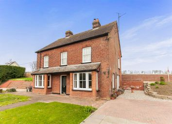 Thumbnail 4 bed detached house for sale in Wethersfield Road, Sible Hedingham, Halstead