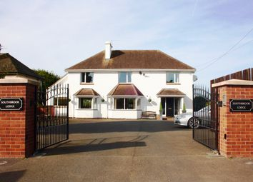 Thumbnail 6 bed detached house for sale in London Road, Whimple, Exeter
