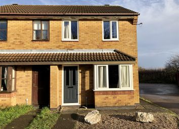 Thumbnail 2 bed semi-detached house to rent in Acer Close, Loughborough
