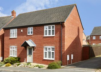 Thumbnail 4 bed detached house for sale in Lincote Way, Woodville, Swadlincote