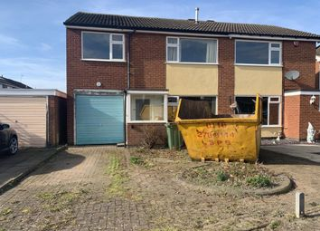 Thumbnail 4 bedroom semi-detached house for sale in Windrush Drive, Oadby
