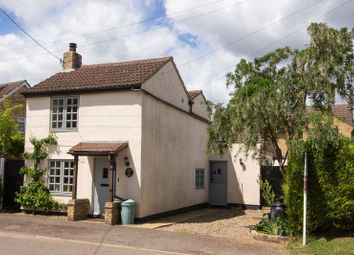 Thumbnail 2 bed detached house for sale in Aldreth Road, Haddenham, Ely