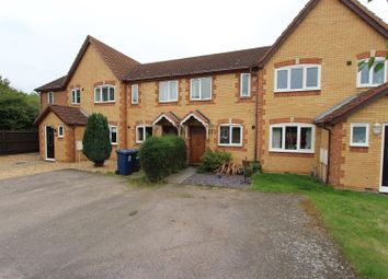Thumbnail 2 bedroom terraced house for sale in Wood View, Brampton, Huntingdon