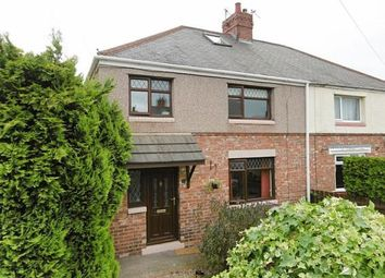 Thumbnail 4 bed end terrace house to rent in Derwent Road, Ferryhill