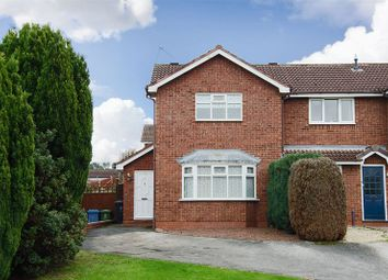 Thumbnail 2 bed property to rent in Foxfields Way, Huntington, Cannock