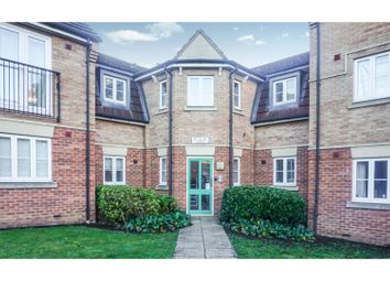 Thumbnail 1 bed flat for sale in Regal Place, Peterborough