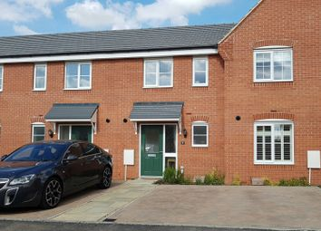 Thumbnail 2 bedroom terraced house for sale in Taunton Road, Bourne