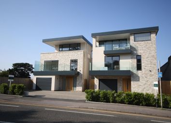 Thumbnail 4 bedroom detached house for sale in Sandbanks Road, Lilliput, Poole