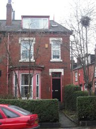 Thumbnail 7 bed end terrace house to rent in Thornville Road, Hyde Park, Leeds