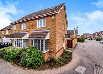 Thumbnail 2 bed semi-detached house for sale in Cartmel Priory, Bedford, Bedfordshire