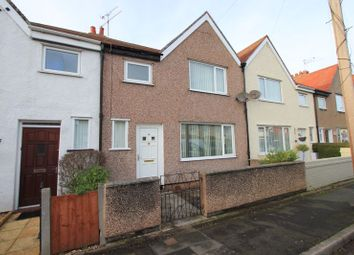 3 bed terraced house for sale in Church Road, Rhos On Sea, Colwyn Bay LL28