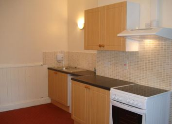 Thumbnail 1 bed flat to rent in Highfield Street, Off London Road, Leicester