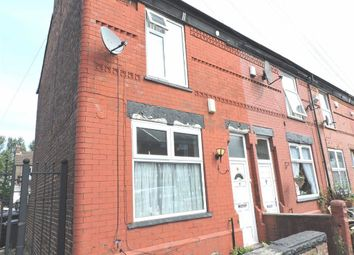 Thumbnail 2 bedroom end terrace house for sale in Guildford Road, Manchester