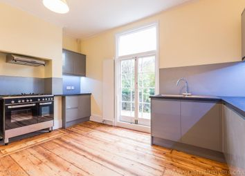 Thumbnail 4 bedroom terraced house to rent in Camberwell Grove, Camberwell, London