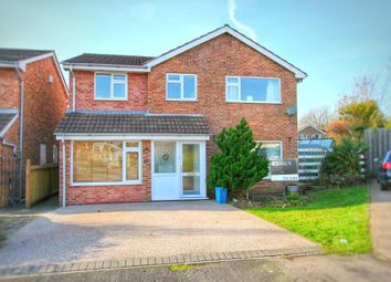 Thumbnail 4 bedroom detached house for sale in The Paddock, Chepstow