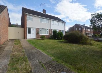 Thumbnail 3 bed semi-detached house for sale in Northfield Way, Northampton, Northamptonshire