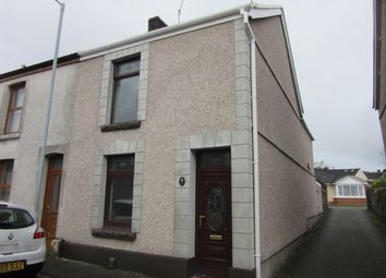 Thumbnail 3 bed terraced house to rent in Pegler Street, Brynhyfryd, Swansea.
