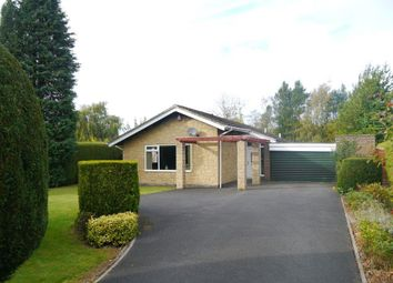 Thumbnail 3 bed detached bungalow for sale in Darras Road, Ponteland, Newcastle Upon Tyne