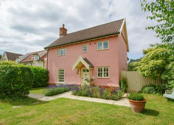 Thumbnail 3 bedroom detached house for sale in Chandlers Way, Aldringham, Leiston