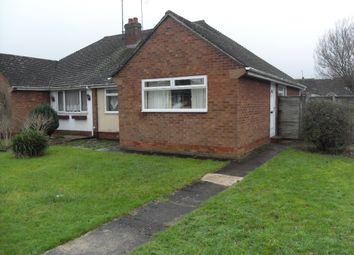 Thumbnail 3 bedroom semi-detached bungalow to rent in Wharf Road, Wroughton, Swindon