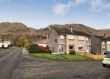 Thumbnail 3 bed semi-detached house for sale in Walnut Park, Tillicoultry, Clackmannanshire