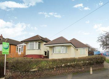 Thumbnail 2 bedroom detached bungalow for sale in Heath Way, Hodge Hill, Birmingham