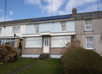 Thumbnail 4 bed terraced house for sale in Quintrell Road, Newquay